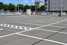 外来駐車場